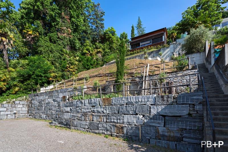 Terreno edificabile con magnifica vista sul Lago di Locarno (7)