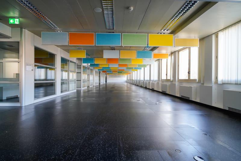 Centro Sole-Lugano-Pregassona, Spazi amministrativi modulabili (2)