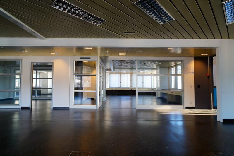 Centro Sole-Lugano-Pregassona, Spazi amministrativi modulabili (5)