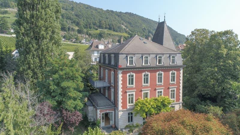 Historisches Anwesen in See- und Altstadtnähe (1)