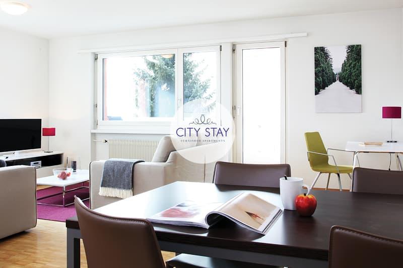 Wohnbereich / living room
