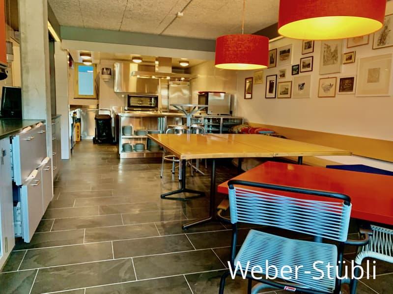 Cafe-Bistro mit Garten (2)