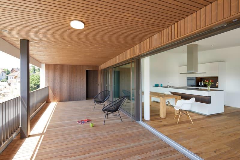 Einzigartiges Wohngefühl in hellen, kraftvollen Räumen (1)