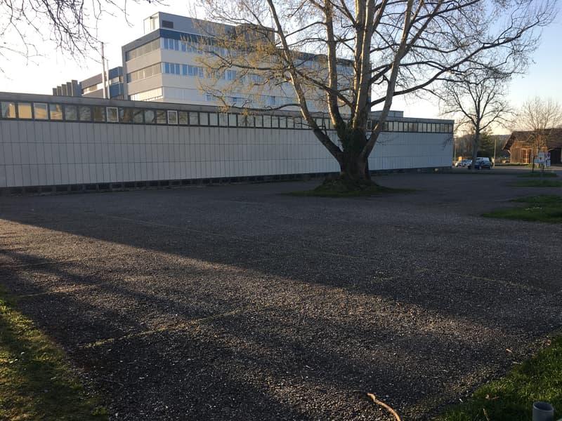Aussenlagerplatz im Gewerbegebiet «Langdorf» (2)
