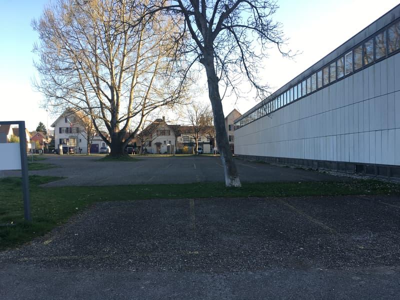 Aussenlagerplatz im Gewerbegebiet «Langdorf» (4)