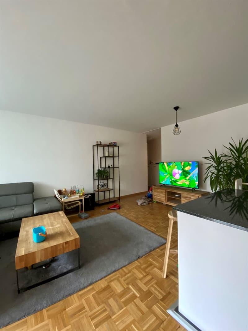 Wohnung mit sonnigem Balkon! (2)