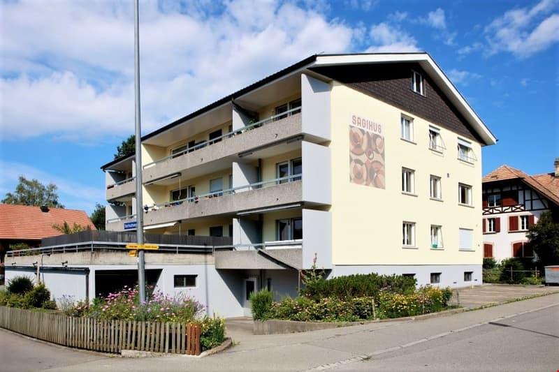 Totalsanierte Wohnung mit sonnigem Balkon! (8)