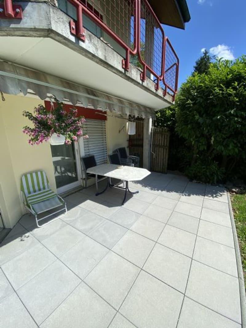 Eigentumswohnung mit grossem Sitzplatz zu verkaufen (2)