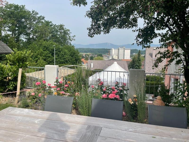 Einfamilienhaus mit Blick auf den Weissenstein (2)
