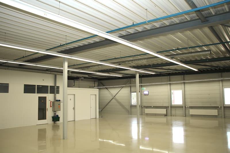 Klimatisierte Gewerbe-, Büro-, Produktions- und Lagerräume... (2)