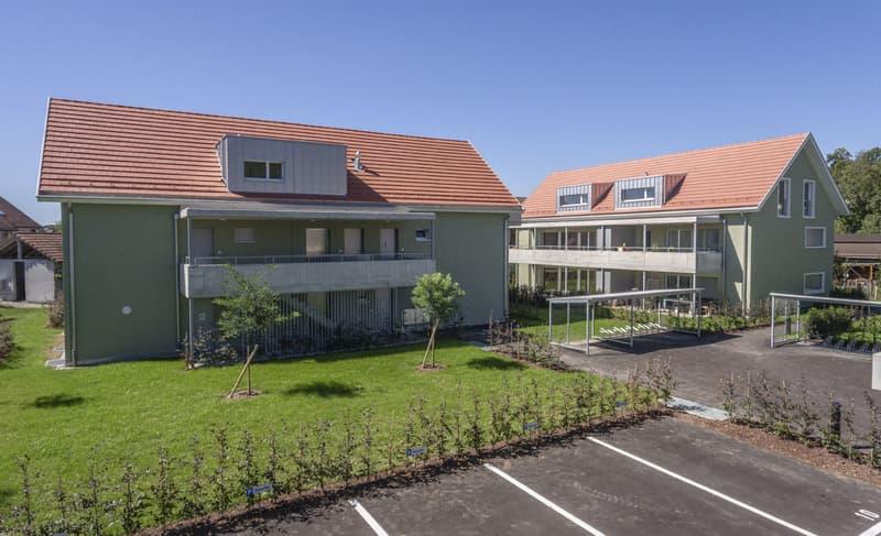 Wunderschöne Dachwohnung 140 m2 (2)
