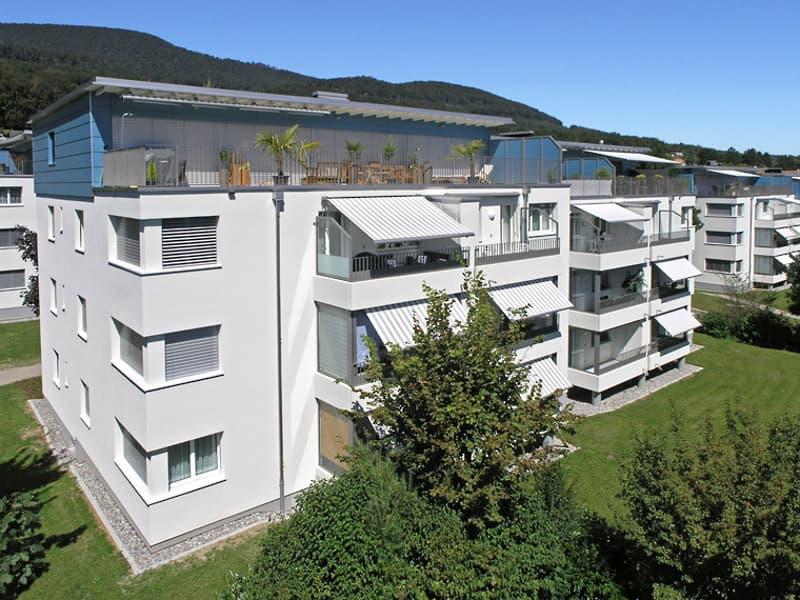 Wunderbare 3.5-Zimmerwohnung in Rickenbach! (1)