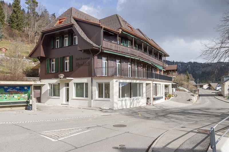 Rendite-Objekt Mehrfamilienhaus mit 14 Einheiten in Heiligenschwendi (2)
