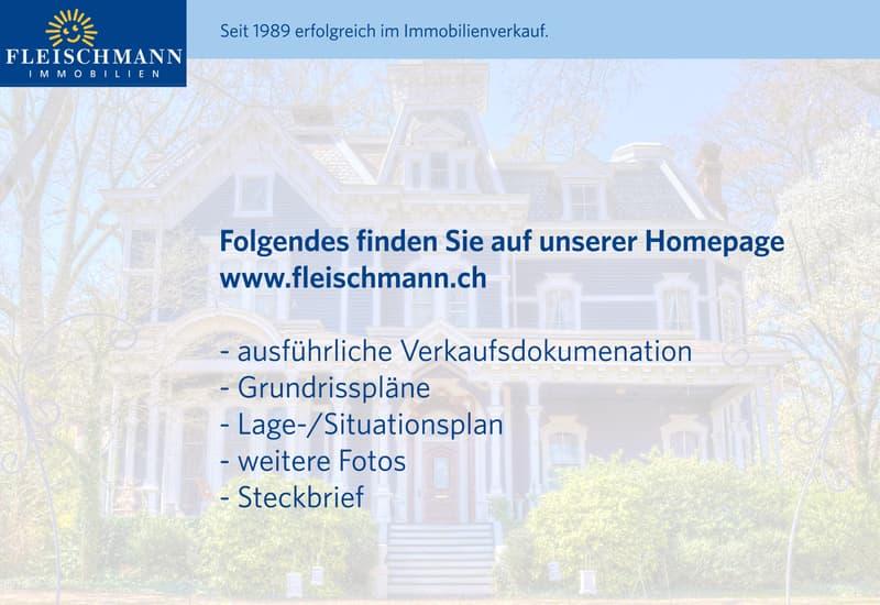 """8-Zimmer-Riegelhaus mit Scheune inmitten einem neuen """"Dörfli"""" (13)"""