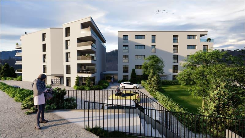 A vendre magnifique appartement de 3,5 pces sur la Commune de Marly (2)