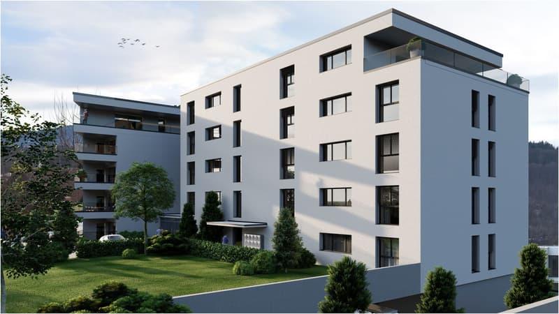 A vendre magnifique appartement de 4,5 pces sur la Commune de Marly (2)