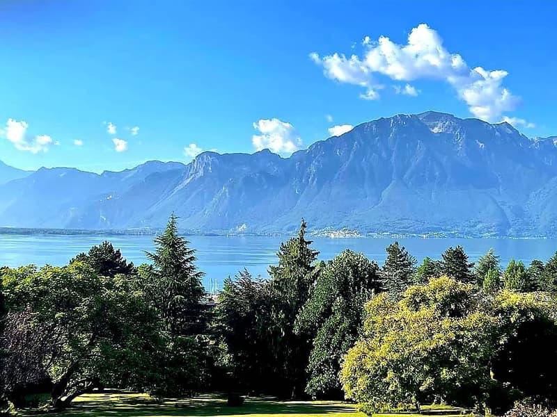 EXCLUSIVITÉ/CONFIDENTIEL! Propriété avec magnifique vue lac (1)