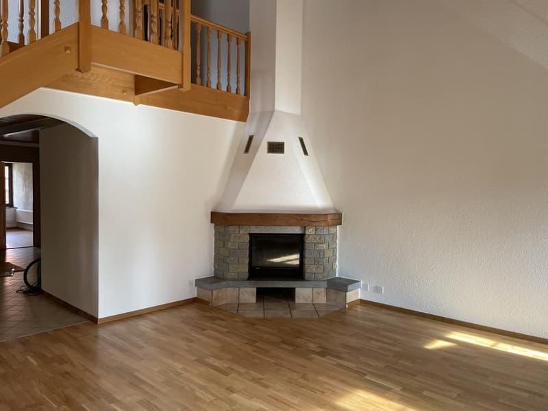 Molondin, appartement 4.5 pces duplex au 1er étage avec terrasse (2)