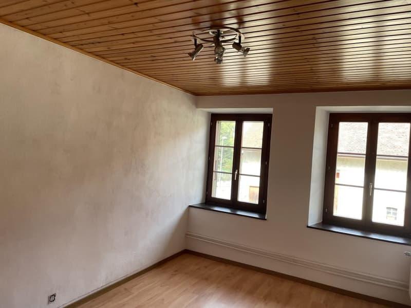 Molondin, appartement 4.5 pces duplex au 1er étage avec terrasse (8)