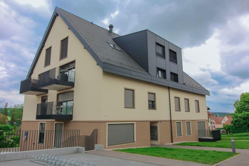 Appartement de 3½ pièces en duplex (4)