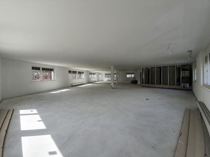 Geschäftsliegenschaft mit Gewerbeflächen in Villars-sur-Glâne (1)