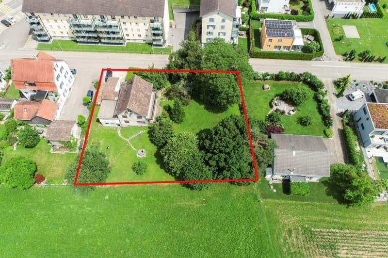 Einfamilienhaus mit Potenzial - oder Ihr neuer Bauplatz? (2)
