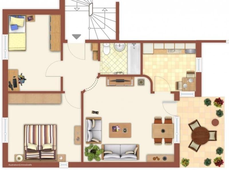 CHARMANTE Erdgeschosswohnung (10)