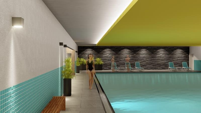 Appartement avec Centre Wellness et Bien-Être (1)