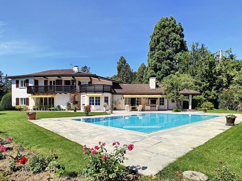 """Spacieuse villa avec vue magnifique """"lac et montagnes"""" (2)"""