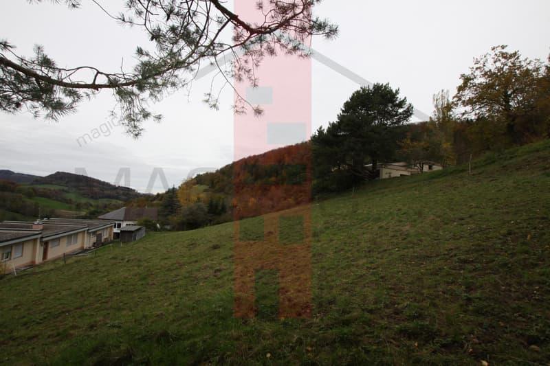 Terrain à bâtir avec magnifique vue (3)