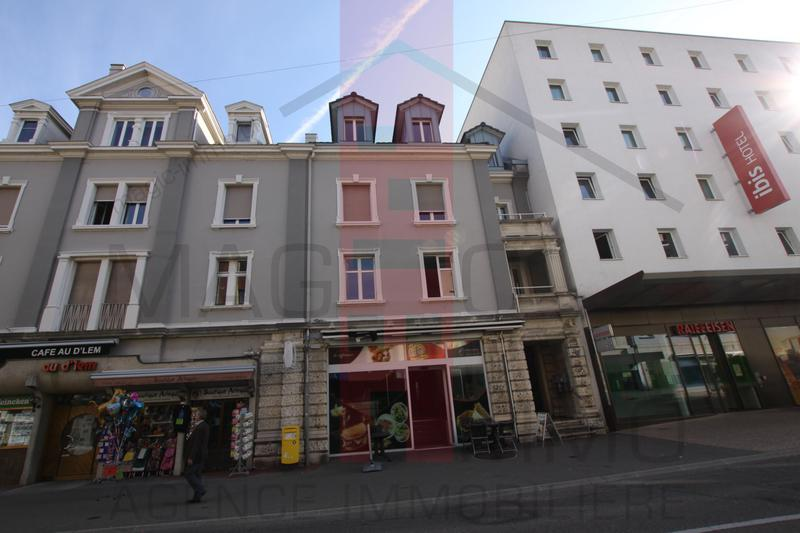Immeuble proche de la gare et au centre ville de Delémont (2)