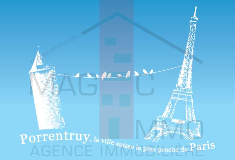 Différents immeubles à vendre à Porrentruy. (1)