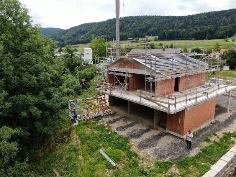 MAISON FAMILIALE DE CONSTRUCTION DE STANDING SUPÉRIEUR (2)