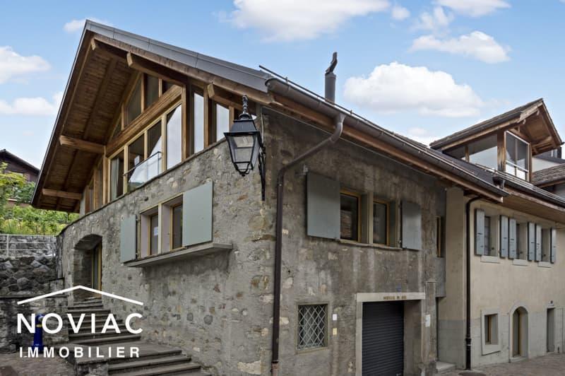 Magnifique appartement 4.5p spacieux et lumineux à Corseaux (11)