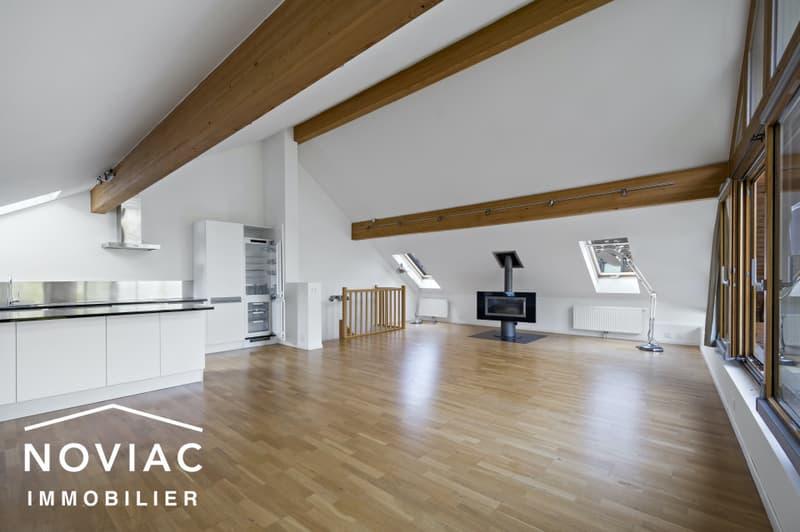Magnifique appartement 4.5p spacieux et lumineux à Corseaux (1)