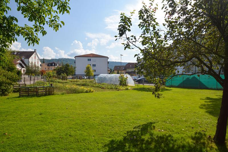 Terrain à bâtir au centre de Courgenay (12)