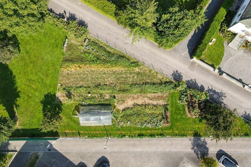 Terrain à bâtir au centre de Courgenay (2)