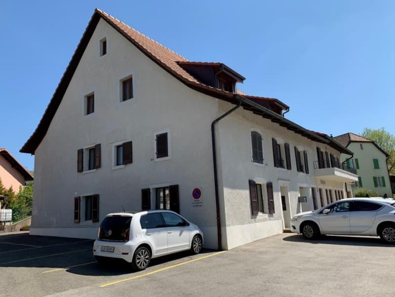 Immeuble de rendement au centre du village (1)