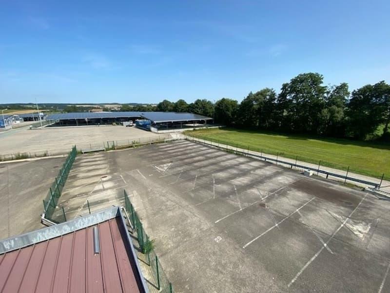 Ensemble de places de parc et garage à louer en zone industrielle (2)