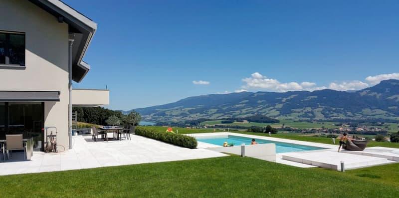 Somptueuse villa contemporaine dans un cadre idyllique (1)
