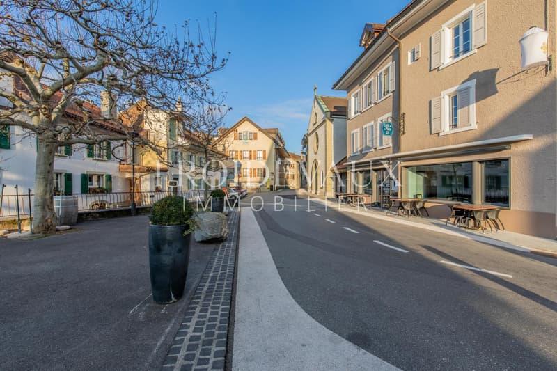 Village de Grandvaux