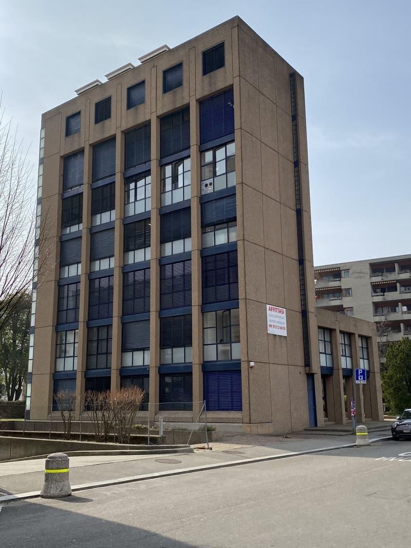 Ufficio di 200 mq in palazzo rappresentativo (11)