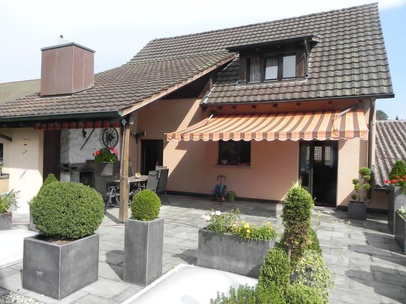 Einfamilienhaus 1