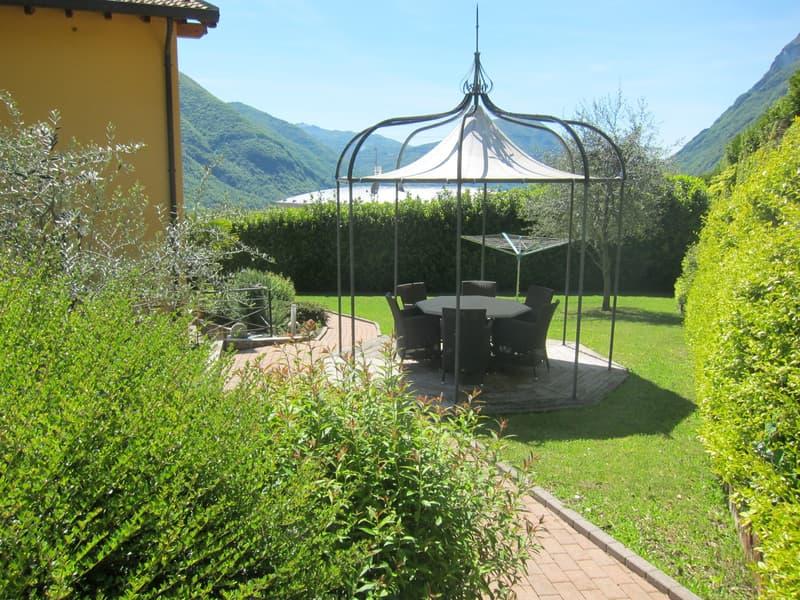 neuwertige VILLA mit POOL am LUGANER SEE / Italien (4)