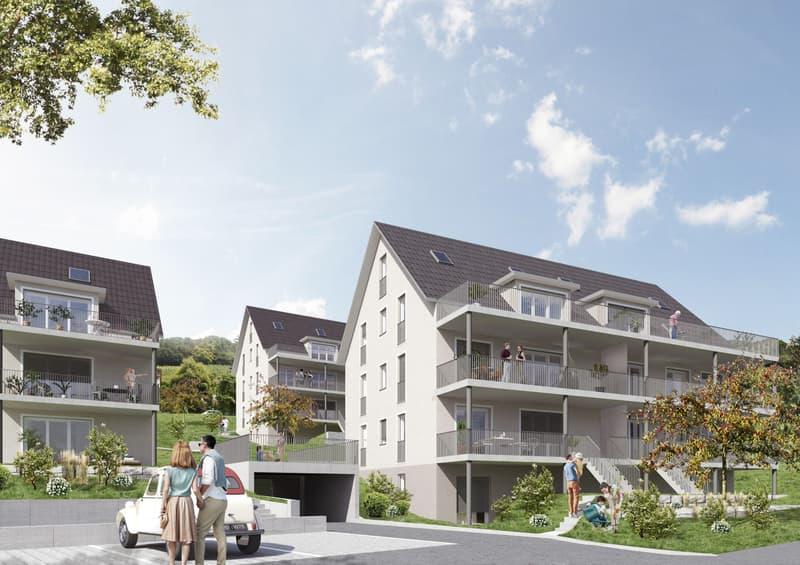 """3.5-Zimmer Wohnung im Neubauprojekt """"Im Engelmaa"""" (1)"""