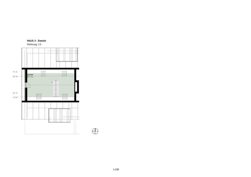 3.5-Zimmer Dachgeschosswohnung mit Erstbezug (5)