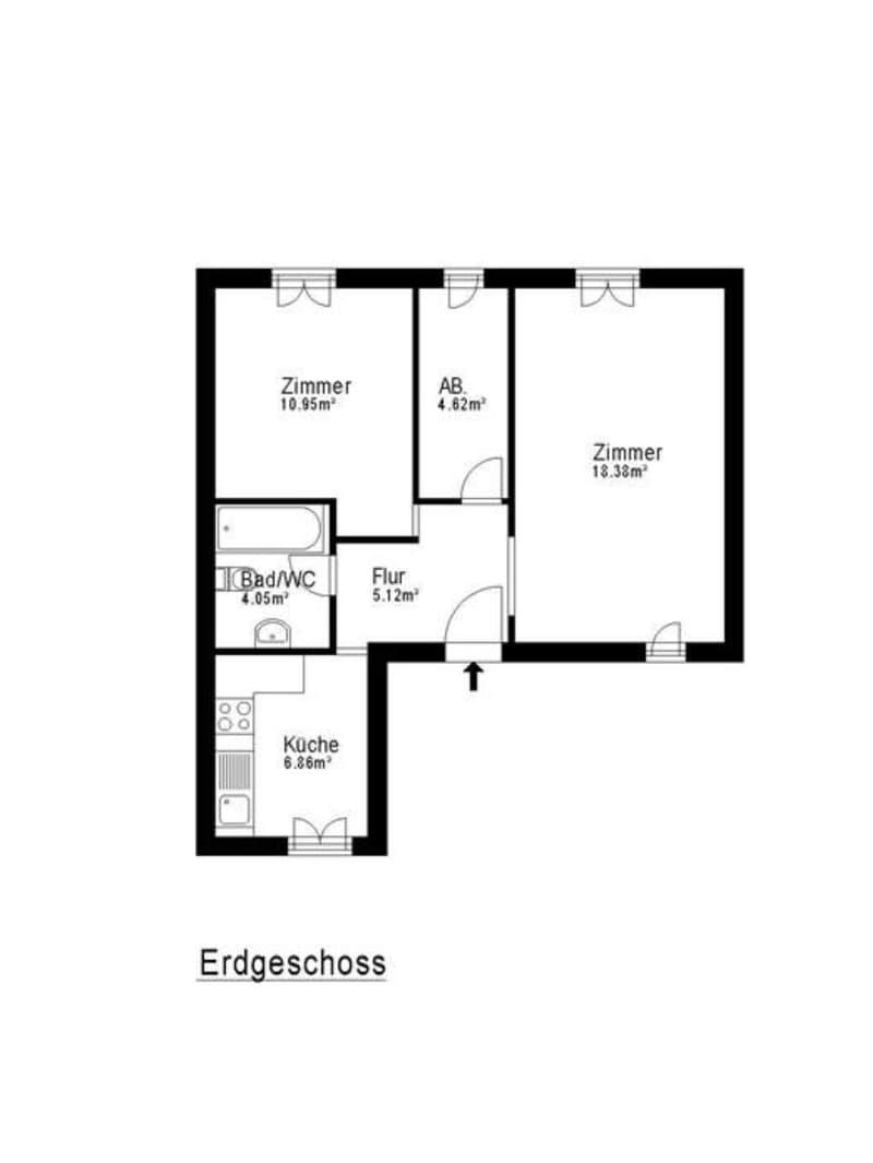 Pflegeleichtes Mehrfamilienhaus mit 4 Wohneinheiten (12)