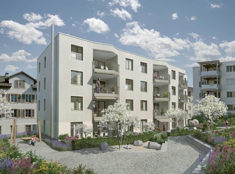 Urbanes Grün - die eigenen vier Wände zwischen Stadt und Natur - Baustart erfolgt! (2)