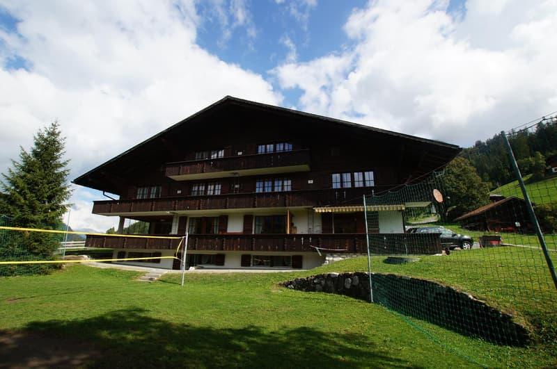 Rustikales Ferienhaus im Obersimmental! (2)