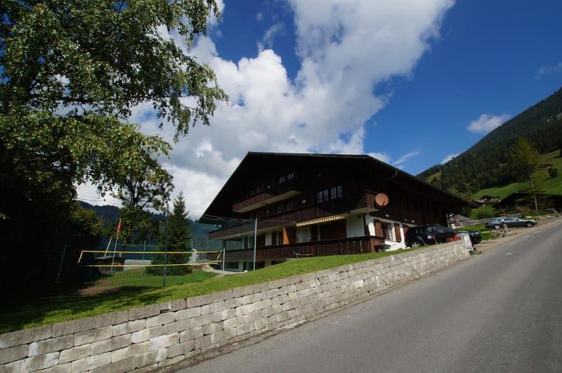 Rustikales Ferienhaus im Obersimmental! (1)